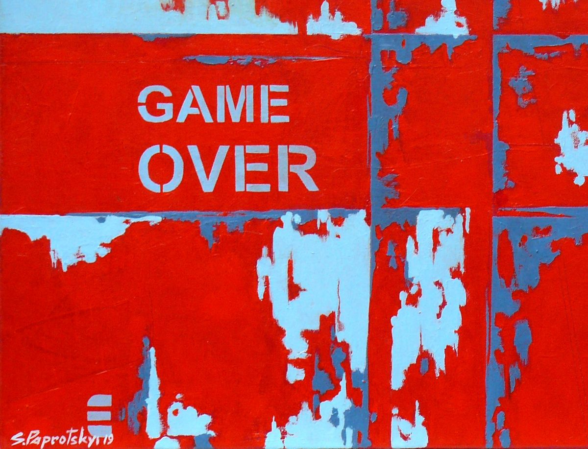 Game Over Detail