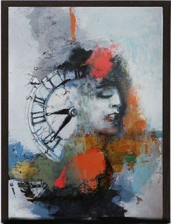 Out Of Time by Florentina Popescu